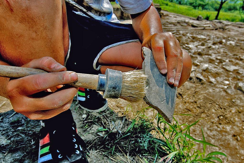 Черепица, пережившая извержение Везувия. Натуральная черепица как и прежде в моде